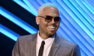 2012 MTV Video Music Awards - Chris Brown
