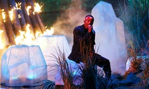 Frank Ocean at MTV video music awards