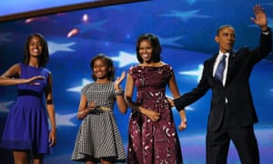 obama family convention