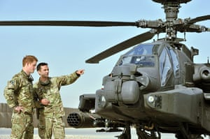 Harry in Afghanistan: Prince Harry in Afghanistan