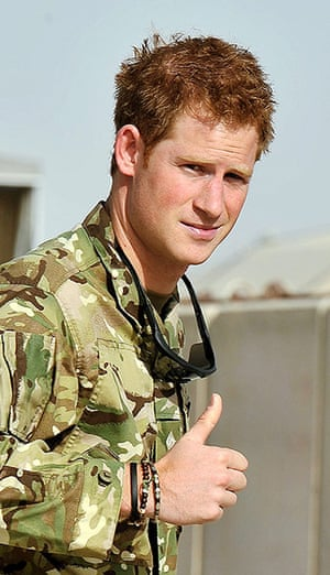 Harry in Afghanistan: Prince Harry tour of duty in Afghanistan