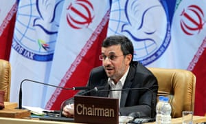 Iran Ahmadinejad at Nam Summit in Tehran