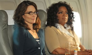 Are you hallucinating comfortably? Tina Fey and Oprah