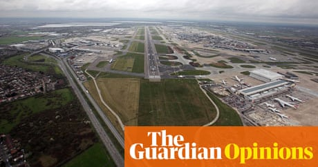 a third runway at london heathrow