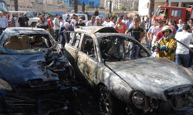 Syria crisis: bombs and shelling hit Damascus - Friday 7