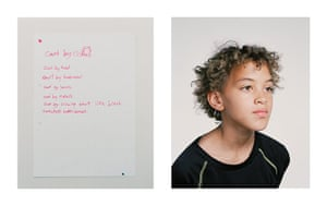 Child poverty: Liam, 11, UK Child Poverty