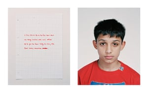 Child poverty: Adam, 13, UK Child Poverty