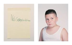 Child poverty: Billy, 13, UK Child Poverty