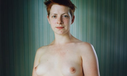 Taylor Wessing prize: Lynne Brighton, shot by Jennifer Pattison
