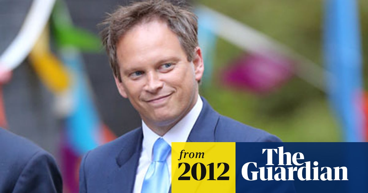 Google blacklists websites run by family of Grant Shapps