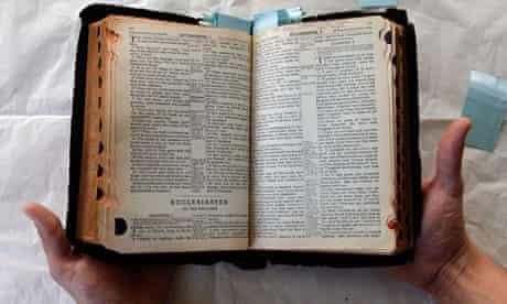 Elvis Bible auction