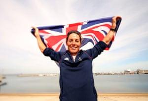 Gold medals: Helena Lucas