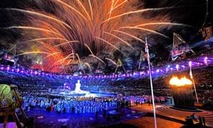 London Paralympics - Opening Ceremony