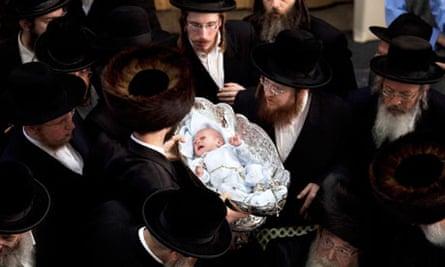 Israel Jewish population
