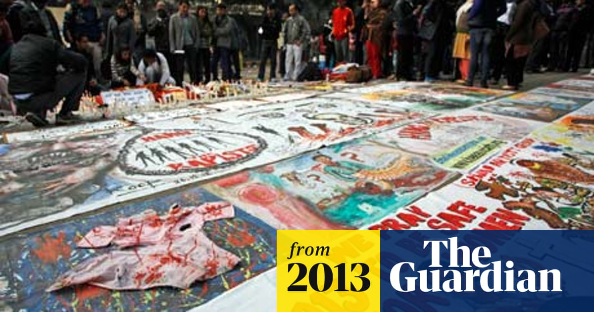 Indian gang-rape victim's ashes scattered on river Ganges