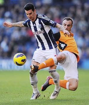 sport: West Bromwich Albion v Fulham - Barclays Premier League