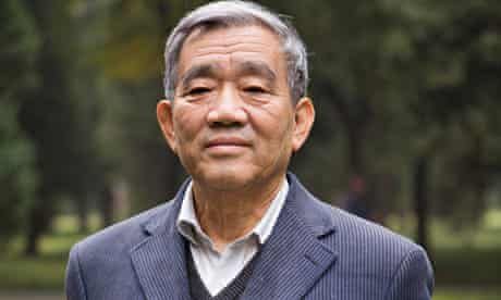 Author Yang Jisheng
