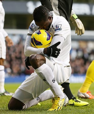 sport5: Tottenham Hotspur v Reading - Barclays Premier League