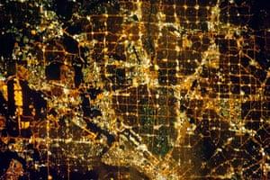 Satellie Eye on Earth: Dallas
