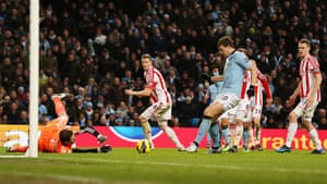 sport8: Manchester City v Stoke City - Barclays Premier League