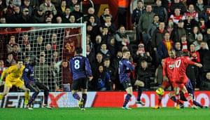 footy: Southampton vs Chelsea