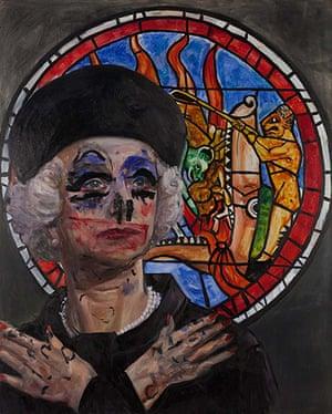 Exhibitionist1201: Dawn Mellor
