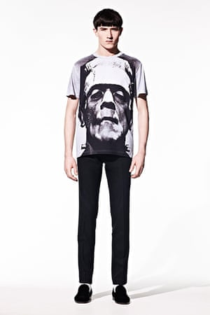 Menswear 2013: Christopher Kane's mens aw13