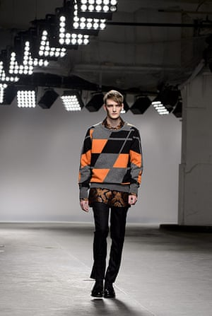Menswear: E.Tautz fashion show