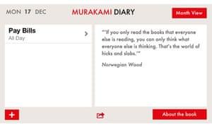 Murakami Diary