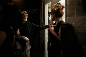 My Fair Lady: Nicola Sloane as Mrs Pearce