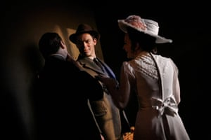 My Fair Lady: Carly Bawden and Dominic West