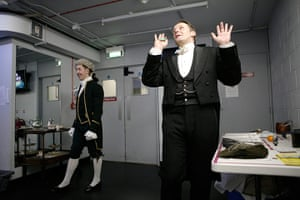 My Fair Lady: Anthony Calf plays Colonel Pickering