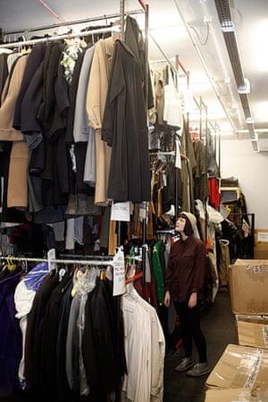 My Fair Lady: wardrobe store