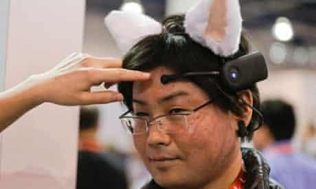 CES brainwave