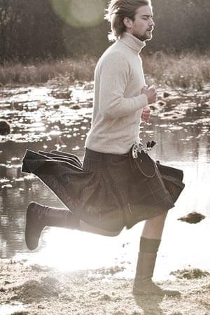 Men's Knitwear: : Men's Knitwear: nine different looks - in pictures