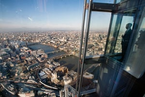 Shard view: The View from The Shard is now completed