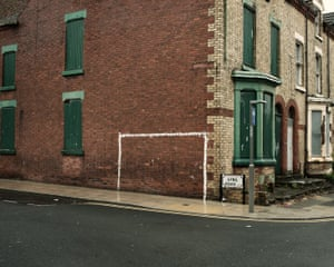 beautiful games photo - Sybil Road, Anfield, Liverpool