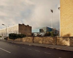 beautiful games photo - Loftus Road, Queens Park Rangers, England