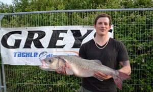 Matthew Clark fish thief