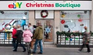 ebay 2011 london shop xmas