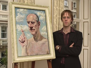 Royal portraits: Stuart Pearson Wright and his portrait of Prince Philip from 2004