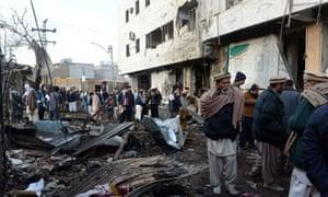Quetta bombings, Pakistan