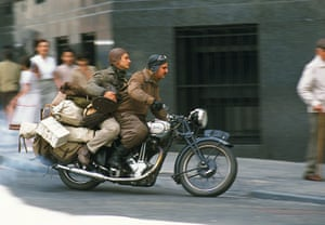 Foreign Films: The Motorcycle Diaries, 2004