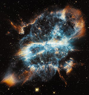 A Month in Space: planetary nebula NGC 5189