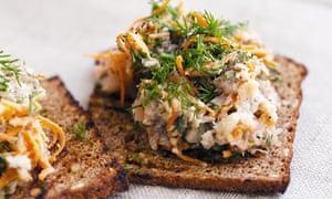herring rillettes