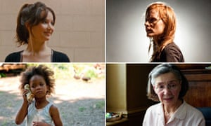 Oscars 2013 best actress nominations