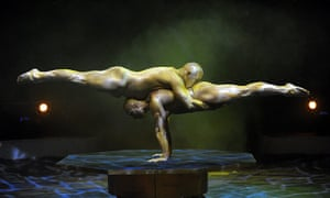 24 hours: Acrobats of the Hungarian 'Gold Power'