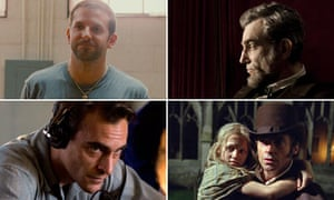 Oscars 2013 best actor nominations