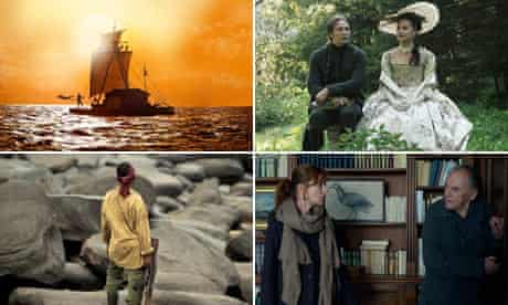 Oscars 2013 best foreign film nominations
