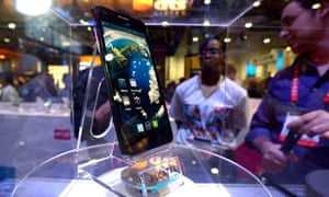 Smartphone innovations dominated CES 2013